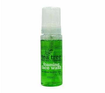 Tea Tree Facewash - 200ml (Malaysia)