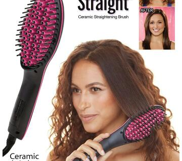 Simply straight heir brush