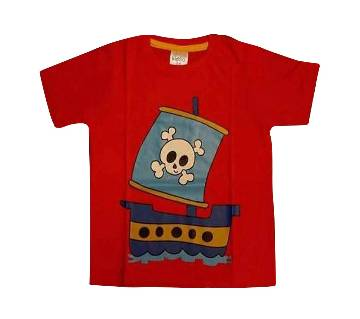 Kids Cartoon T-Shirt