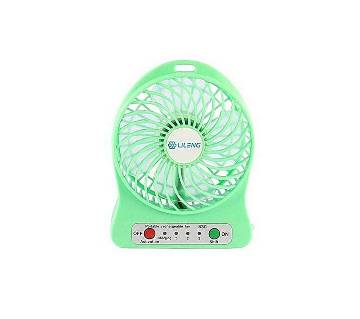 Mini USB Portable Rechargeable Mini Fan