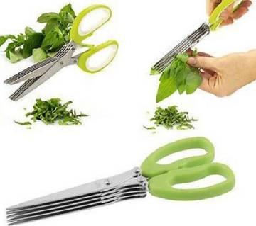Multifunction Stainless Steel Kitchen Scissors
