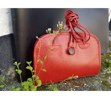 PU Leather Ladies Handbag