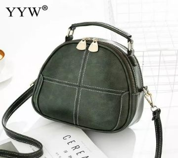 Female  Punk Style Cross body Handbags