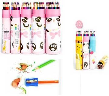 Color Pencil (12 Pcs)