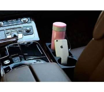 CAR SEAT GAP FILLER & POCKET ORGANIZER