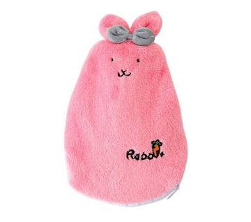 Portable Washable Hot Water Bottle with Cover