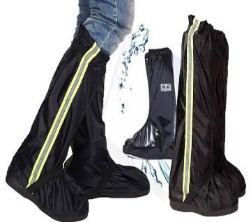 Waterproof Motorcycle Anti-Slip Rain Shoe Cover