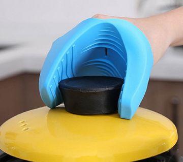 High Temperature Resistant Silicone Anti-scald Kitchen Silicone Pot Clips