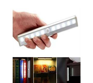 LED Cabinet Light with With PIR Motion Sensor