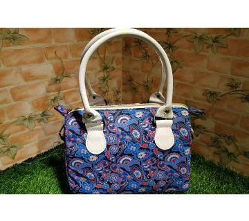 Stylish Flower Printed Shoulder Bag