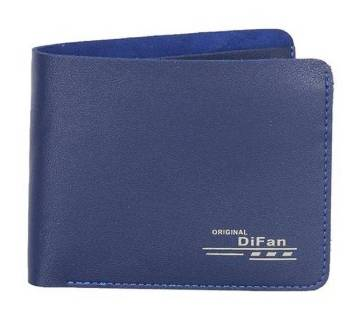 Gents PU Leather Wallet