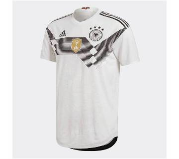 2018 World Cup Germany Home Half Slave Jersey (Copy)
