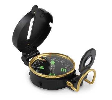 Pocket Travel Compass