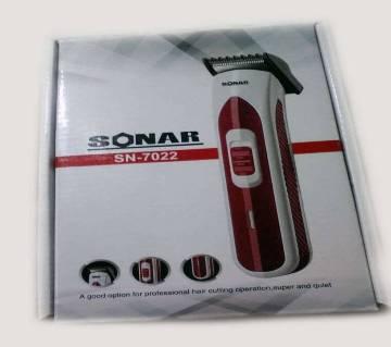 sonar professional hair clipper 7022
