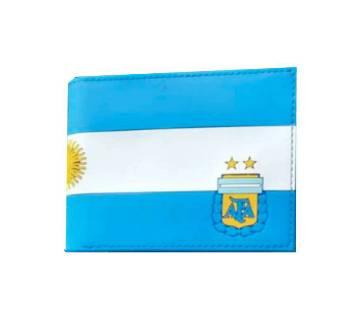 Argentina ফ্ল্যাগ ওয়ালেট