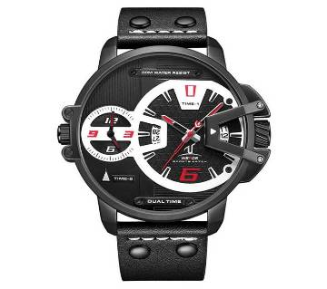 WEIDE UV1702B-6C Time Zones wrist watch for man