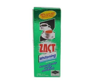 ZACT হোয়াইটেনিং টুথপেস্ট - 100gm - Thailand