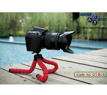 Universal Flexible Tripod and Mobile Holder