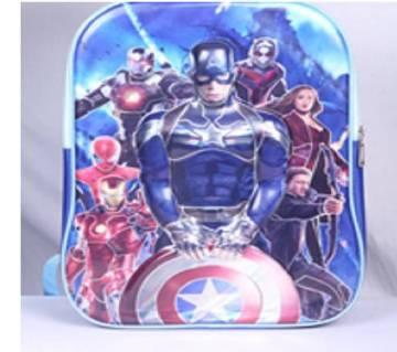 Captain America স্কুল ব্যাগ