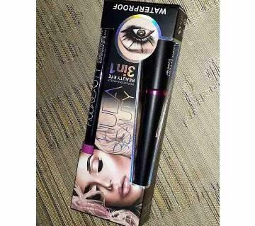 HUDA BEAUTY – Beauty Eye 3 in 1 (Eyeliner, Mascara) GER