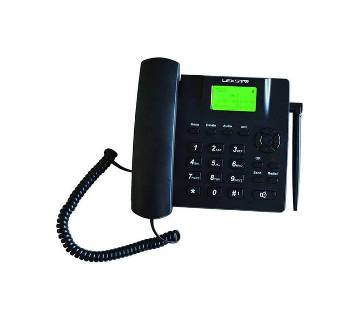 Telephone Set Double Sim With FM
