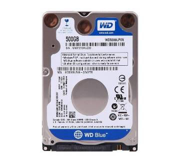 Laptop Hard Disk WD500GB