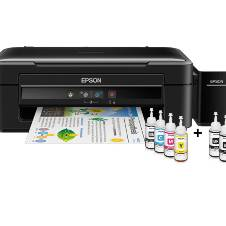 Epson L380 Multifunction Inkjet প্রিন্টার Specs