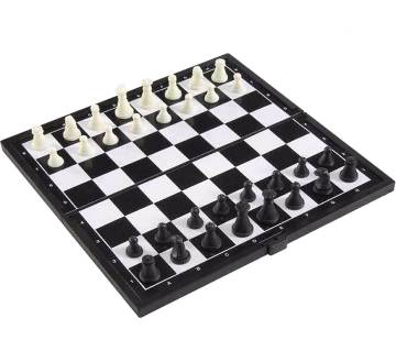 Magnetic Pocket Chess Board