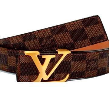 Louis Vuitton Menz Casual Belt - Copy