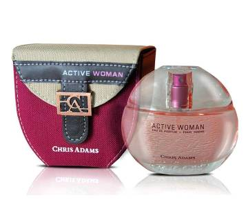 Chris Adams Active Women Perfume 100ml - UAE