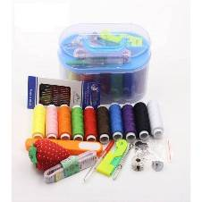 Portable sewing kit - Multicolour