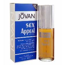 Jovan Sex Appeal Cologne Spray for Men 88ml - UAE