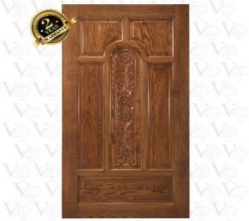 VIP-102  Seasoned European Steam Beech Wood Door Shutter. (without lacquer)