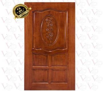 VIP-105  Seasoned European Steam Beech Wood Door Shutter. (without lacquer)