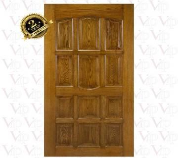 VIP-110  Seasoned European Steam Beech Wood Door Shutter. (without lacquer)
