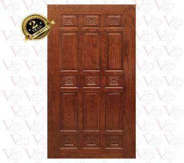 VIP-111 Seasoned European Steam Beech উড ডোর শাটার (Without Lacquer)