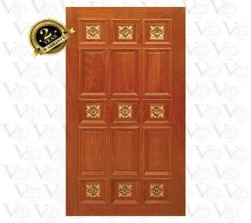 VIP-112  Seasoned European Steam Beech Wood Door Shutter. (without lacquer)
