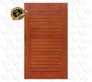 VIP-115  Seasoned European Steam Beech Wood Door Shutter. (without lacquer)