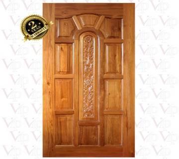 VIP-118  Seasoned European Steam Beech Wood Door Shutter. (without lacquer)