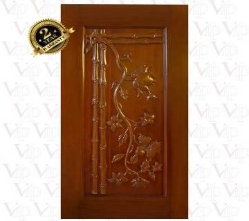 VIP-120  Seasoned European Steam Beech Wood Door Shutter. (without lacquer)