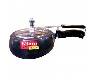 Kiam Queen Black 3.5 LTR Pressure Cookers