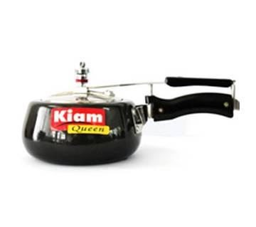 Kiam Queen Black 5.5 LTR Pressure Cookers