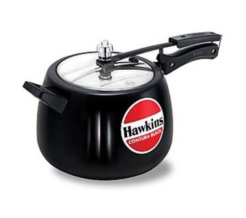 Hawkins Contura Black 6.5L Pressure Cooker