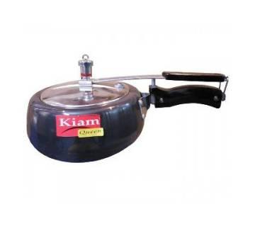 Kiam Queen Black 2.5 LTR Pressure Cookers