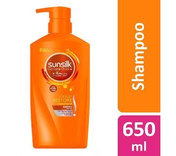 Sunsilk Damage Restore Shampoo   650ml TH