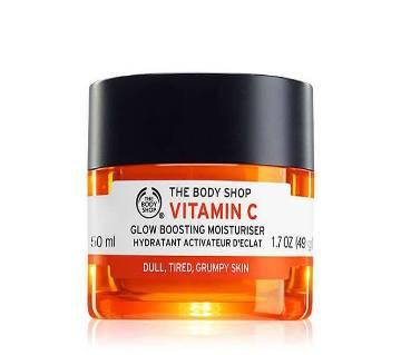The Body Shop Vitamin C Glow Boosting Moisturizer - 50ml (UK)