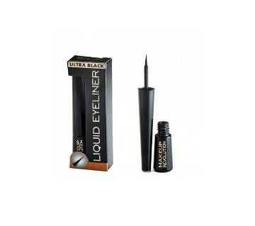 Makeup Revolution Ultra Black লিকুইড আই লাইনার -৩মিলি (UK)
