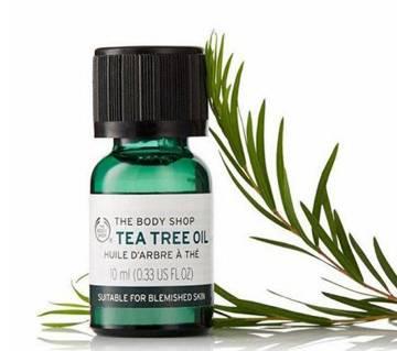 The Body Shop Tea Tree Oil - 10ml (UK)
