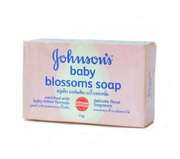 Johnsons Baby Blossoms সোপ 75 গ্রাম - UAE