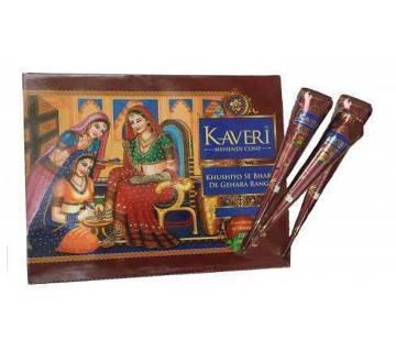 Kaveri মেহেদি কোন - ৩টি